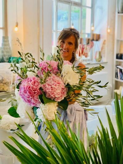 exklusive Hochzeitsfloristik Blumenfee Karin